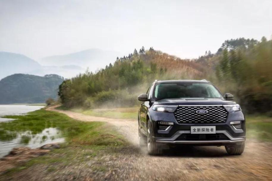 """全新第六代福特探险者即将上市,40万元级别SUV市场迎来""""第三极"""""""