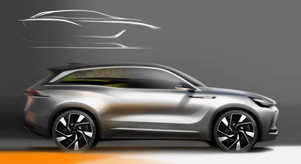 全球首次曝光的BEIJING-X7官图-WeCar-汽车保养_汽车维修_汽车改装网站