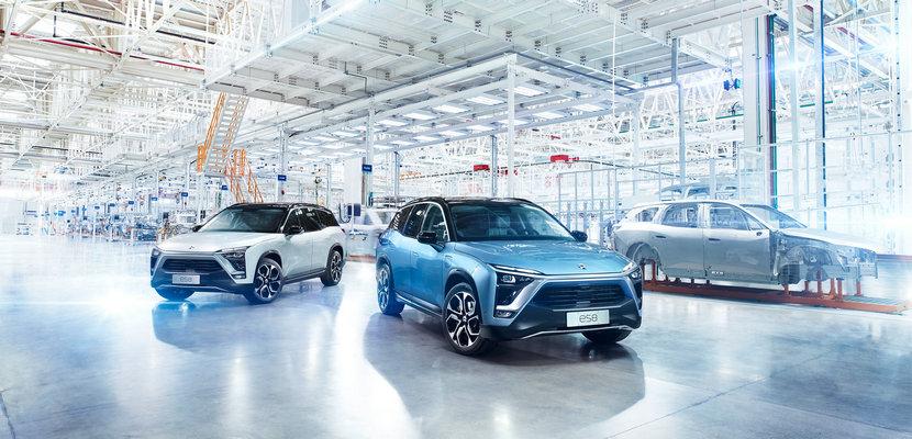 李斌:蔚来年底产能将达30万,与传统豪华车抢市场